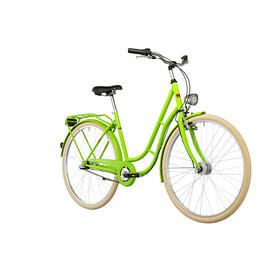 Ortler Detroit EQ Citycykel grön